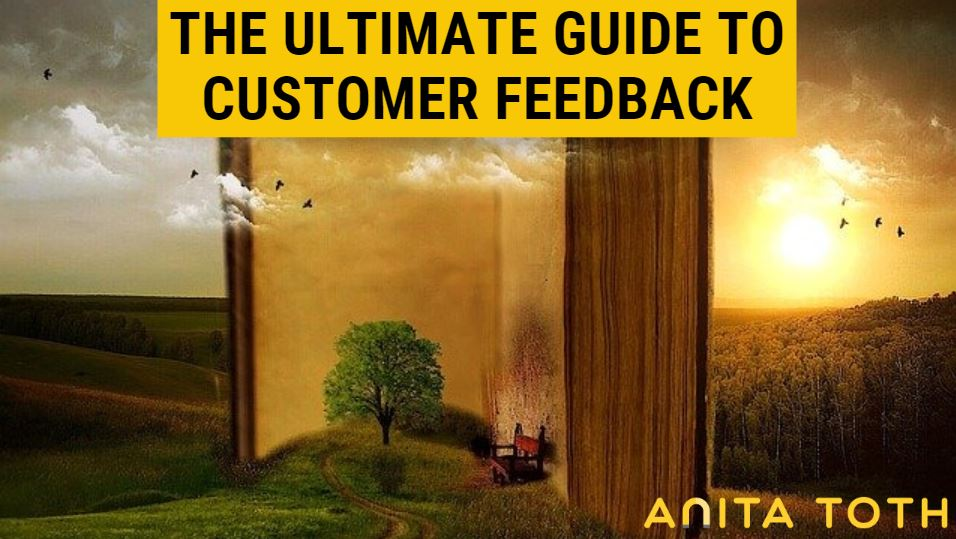 Giant Customer Feedback book